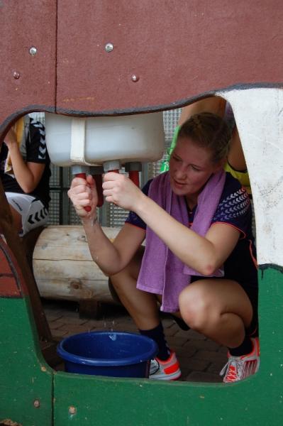 25. - 27.07.2014 Trainingslager der 1. Damen im Harz