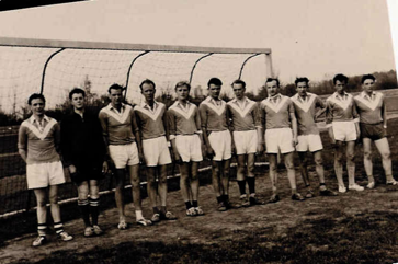 1960 - Freundschaftsspiel gegen Spandau Berlin (auswärts)