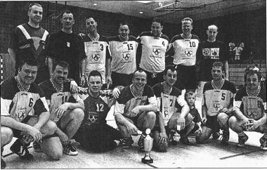 2. Herren wurden Kreispokal-Sieger