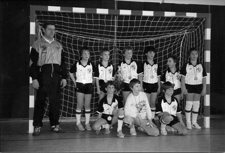 Die männl. E-Jugend wurde Kreismeister und erreichte den 3. Platz bei der Bezirksmeisterschaft.