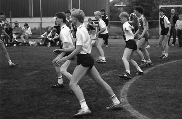 """Im Mai sah man zum 9. Mal die """"Tage der Ehmer Handballjugend""""."""