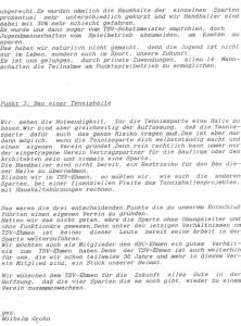 Schreiben zur Auflösung der Handballsparte - Seite 3
