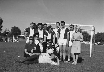 Handballfahrt nach Lübeck zum Verein VfL Vorwerk Lübeck