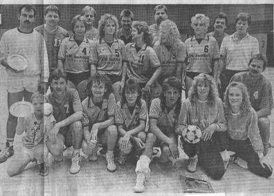 Stadtmeister wurden die Damen vom MTV Vorsfelde und bei den Herren HSG Wolfsburg III.