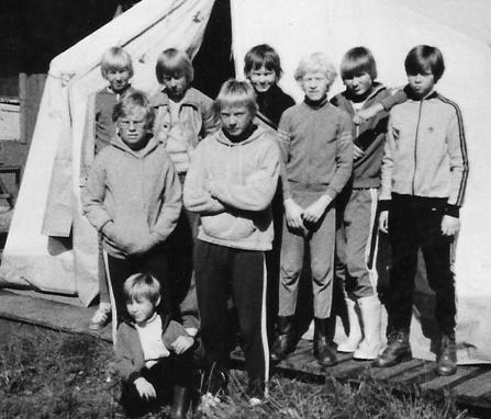 Männliche C-Jugend, Jugendfreizeit auf der Burg Neuhaus