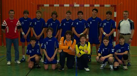 Kreismeister männliche B-Jugend