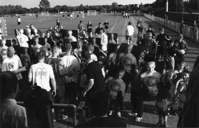 Im Juni fand das Jugendturnier erneut auf dem Sportplatzgelände in Mörse statt.