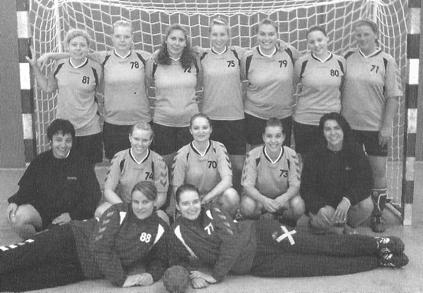 2. Damen errangen die Kreismeisterschaft und stiegen in die Kreisoberliga auf.