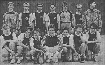 Kreismeister männliche C-Jugend