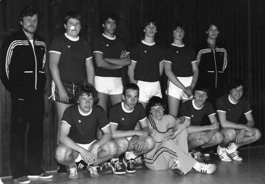 Den Saisonerfolg rundete die männliche B-Jugend ebenfalls mit der Kreismeisterschaft ab