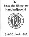Juni, 4. Tage der Ehmener Handballjugend