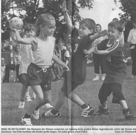 Tage der Ehmer Handball Jugend 1999