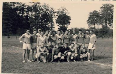 1958 - Freundschaftsspiel