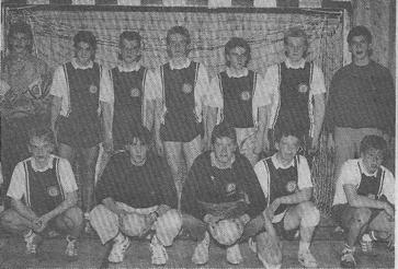 Kreismeister männliche B-Jugend.