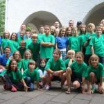 Handballcamp 2012