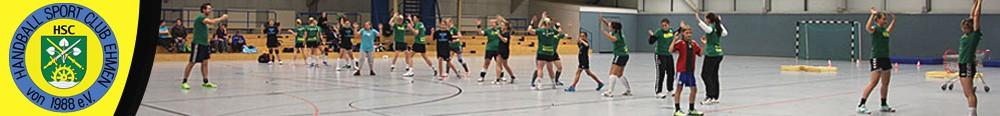 HSC EHMEN – Handball Sport Club Ehmen von 1988 e.V.