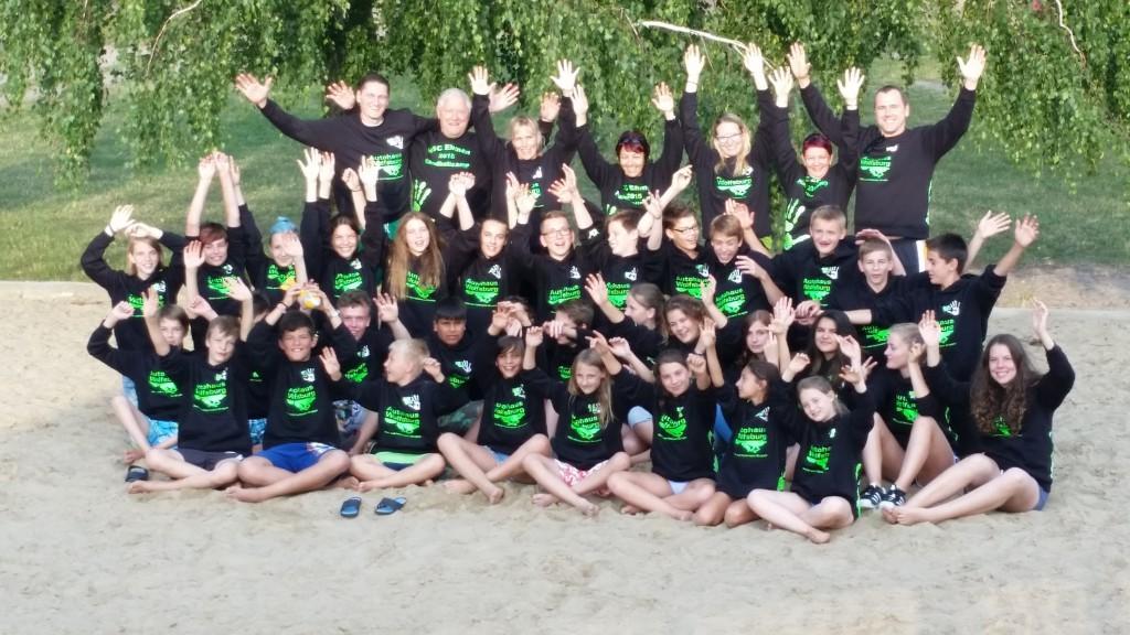 Handballcamp 2015
