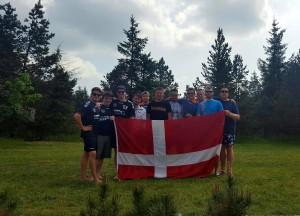 Einige unsere Jungs sind bereits in Dänemark angekommen. Der Rest stößt in der Woche dazu.