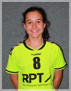 #8 Bleona Abedini