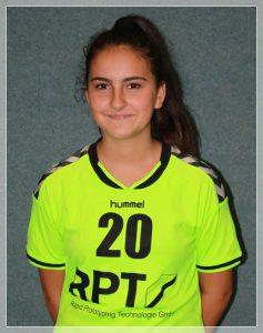 #20 Sofie Teichmann